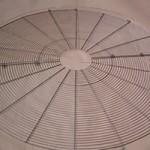 Defensa para ventilador INOX